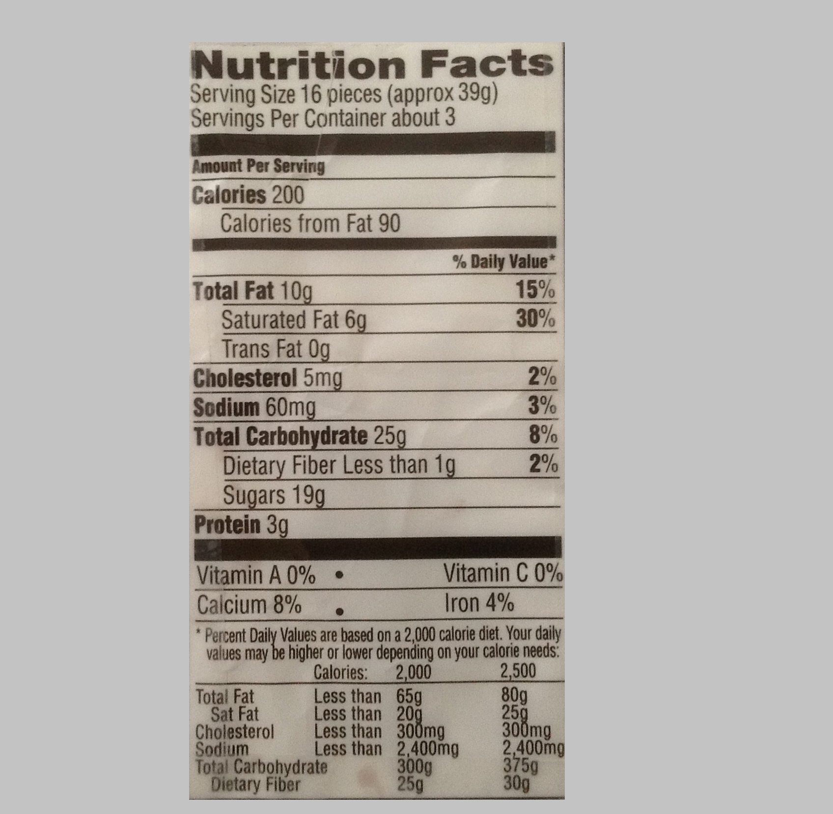 Learn How To Read A Nutrition Label And Lose Weight forecast