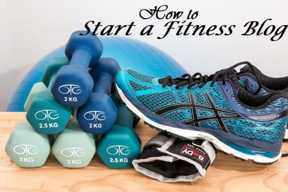 How to start Fitness blog